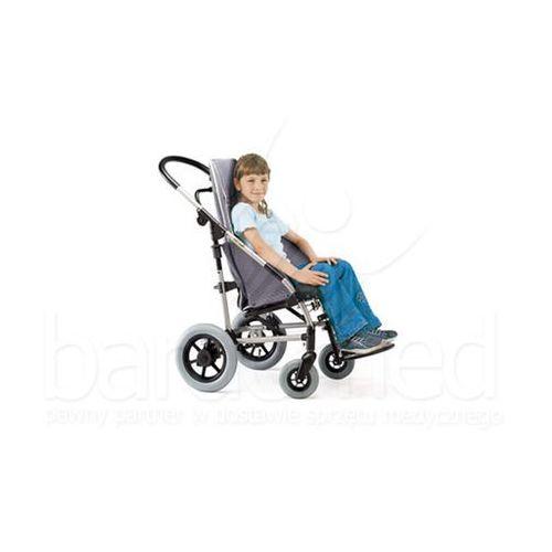 Wózek inwalidzki dziecięcy spacerowy ormesa new novus roz. 2, 3, 4 wyprodukowany przez Mobilex