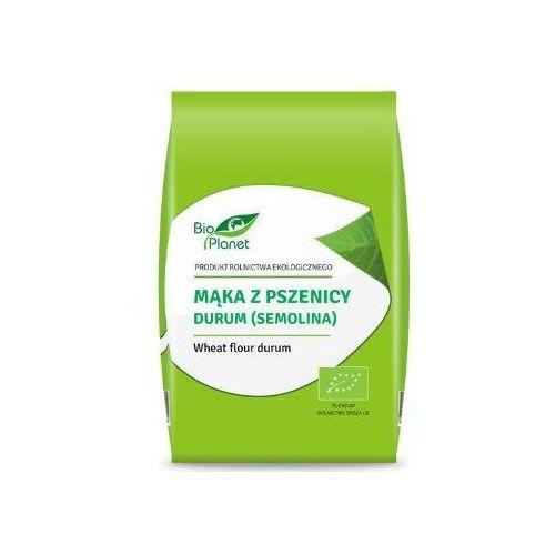 Bio Planet Mąka z pszenicy durum (semolina) BIO 500 g