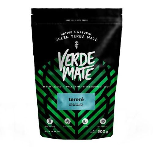Yerba Verde Mate Green Terere 0,5kg (5902701423711)