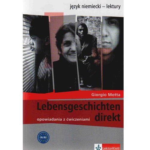 Lebensgeschichten direkt z płytą CD (9788376082202)