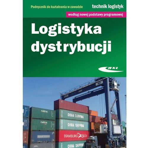 Logistyka dystrybucji, oprawa broszurowa