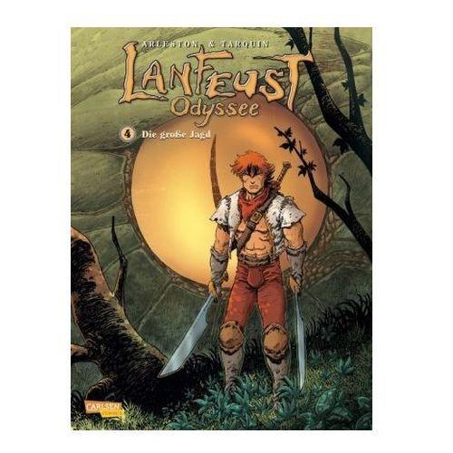 Lanfeust Odyssee - Die große Jagd (9783551726469)