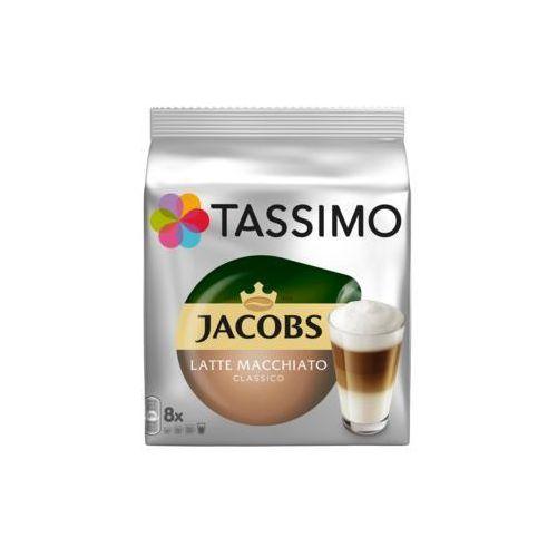TASSIMO Jacobs Krönung LATTE MACCHIATO 286g zielone opakowanie, Latte Macchiato