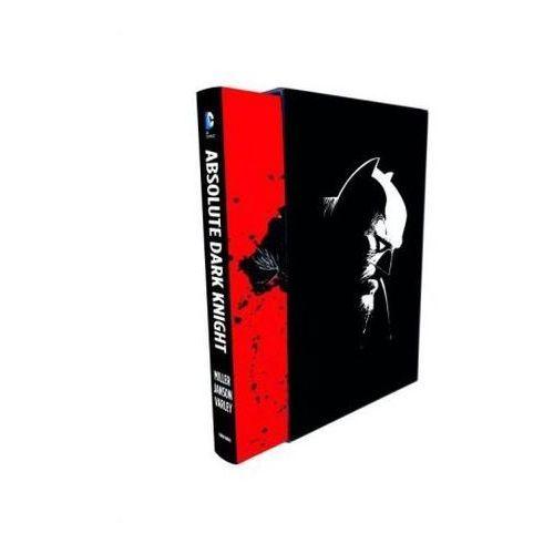 Batman: Dark Knight Absolute Edition (9783862019946)
