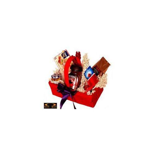 Smacza jama Kosz delikatesowy koszyk czerwonego kapturka