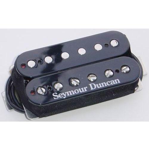 Seymour duncan sh-4 blk jb model przetwornik do gitary elektrycznej do montażu przy mostku, kolor czarny