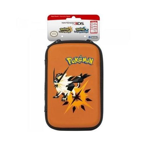 Hori Etui hard pouch pokémon ultra sun & moon do nintendo new 3ds xl (0873124006865)