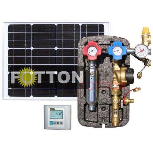"""Centropol """"fotton"""" Autonomiczny zestaw zasilająco-sterujący fotton power 2dc ftd5 do kolektorów słonecznych"""