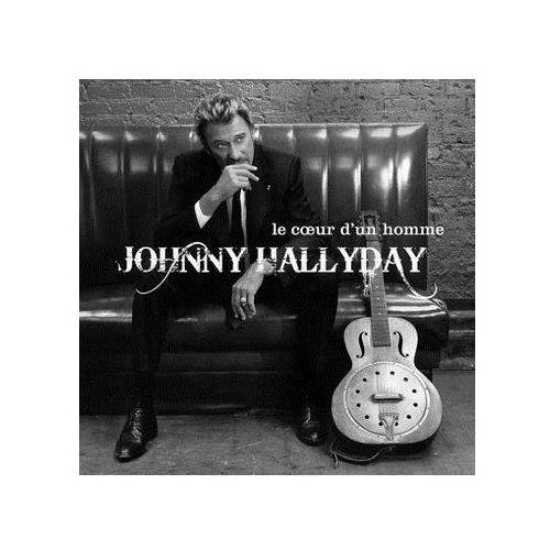 Johnny hallyday - le coeur d'un homme marki Warner music