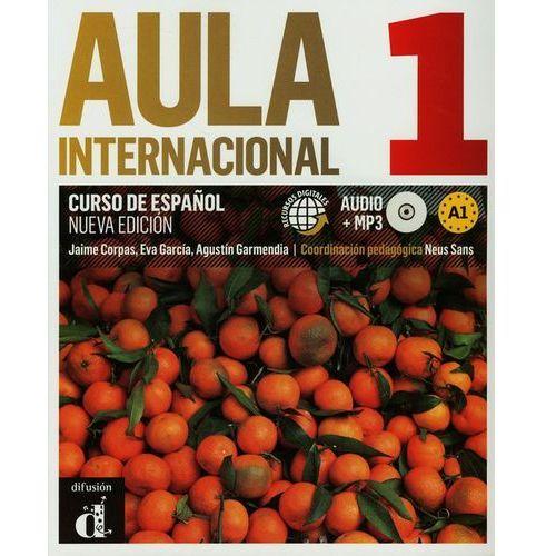 Aula internacional 1 Curso de Espanol z płytą CD, DIFUSION