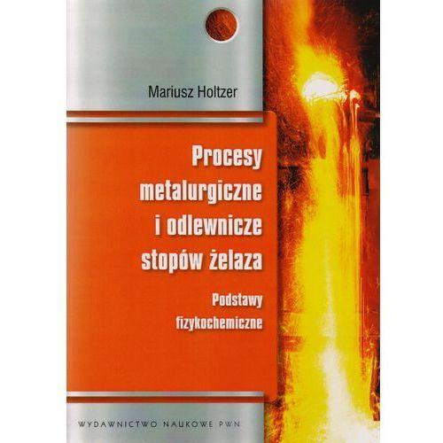 Procesy metalurgiczne i odlewnicze stopów żelaza, Holtzer Mariusz