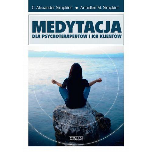 Medytacja dla psychoterapeutów i ich klientów (356 str.)