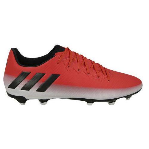 3c4f43070d4f5 Adidas performance Buty korki adidas messi 16.3 fg ba9020 - czerwony 149,00  zł marka adidas Performance Model Messi 16.3 FG Numer katalogowy BA9020  Materiał ...
