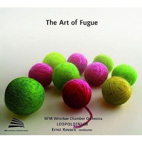 Empik.com Art of fugue (5902176501686)