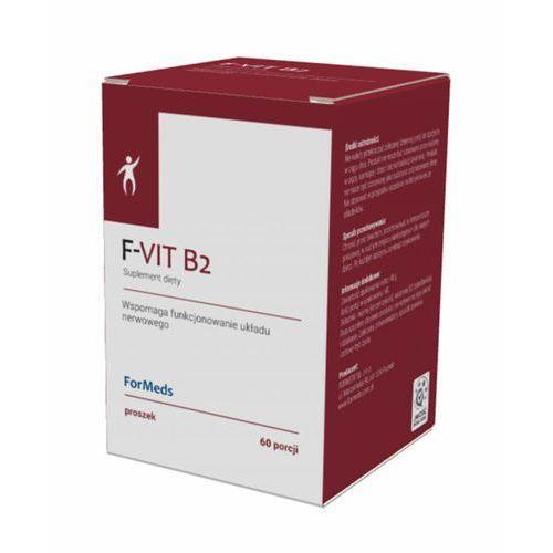 Proszek ForMeds F-VIT witamina B2 Ryboflawina 48g proszek - suplement diety