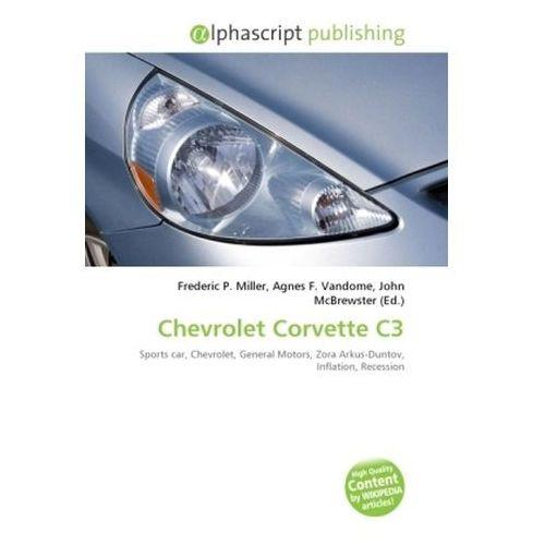 Chevrolet Corvette C3 (9786131614439)