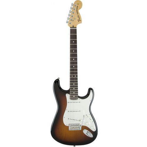 Fender american special stratocaster rw 2 ts podstrunnica palisandrowa