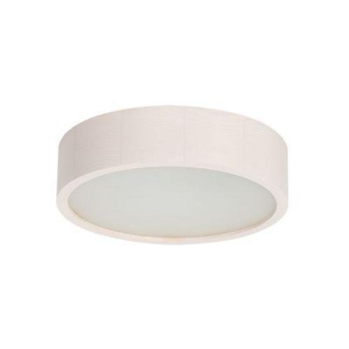 Kanlux Plafon jasmin 270-w 23123 lampa sufitowa 1x60w e27 biały