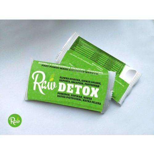 Baton raw detox marki Warzyw kubek