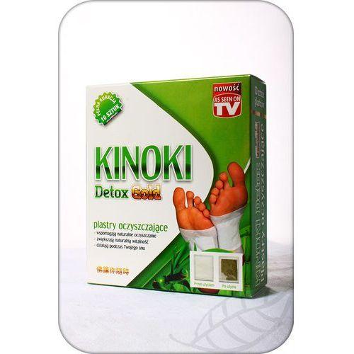 Aura herbals 10szt plastry   darmowa dostawa od 150 zł! marki Kinoki