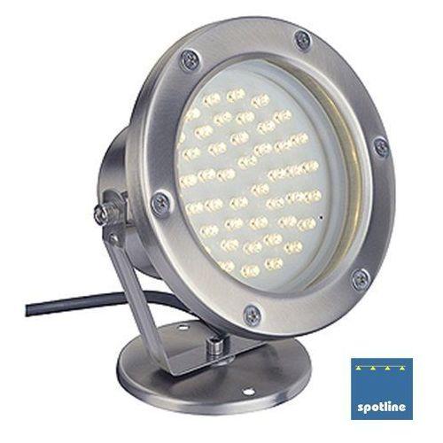 REFLEKTOR NAUTILUS 1X4,8W LED ciepła biała IP67 STAL 229732 - produkt dostępny w SKLEP INTERNETOWY ASAJ