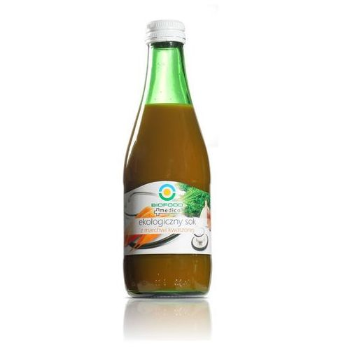 Bio food Sok z marchwi kwaszonej bio 6 x 300ml