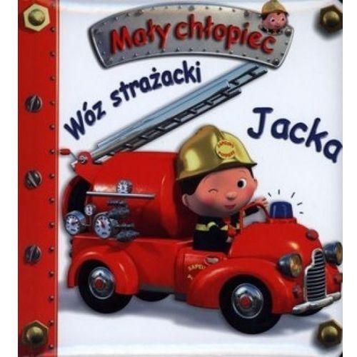 Wóz strażacki Jacka Mały chłopiec, Nathalie Belineau