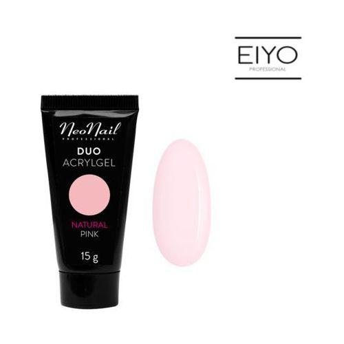 Neonail Duo acrylgel natural pink - 15 g (5903274035202)