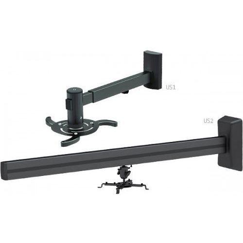 Uchwyt ścienny 2x3 do projektorów model S wysokość 85-135cm, US1