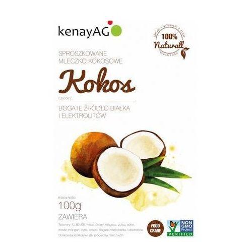 Kenay ag Mleczko kokosowe sproszkowane 100g (5900672150551)