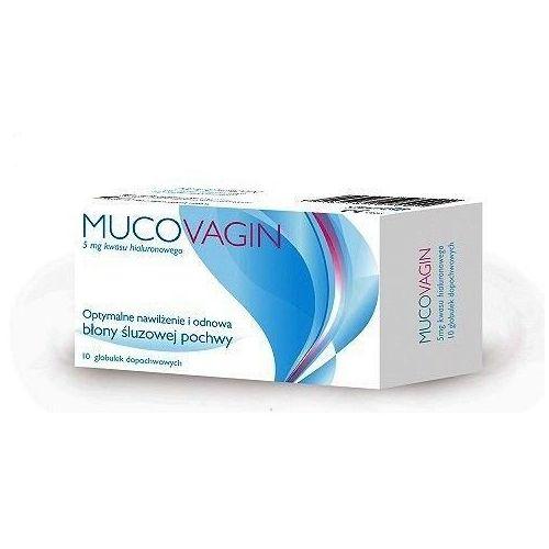Mucovagin x 10 globulek marki Help s.a.pharmaceuticals