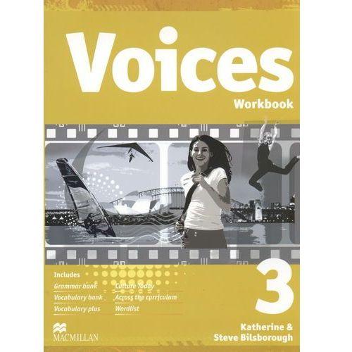 Voices. Klasa 3, gimnazjum. Język angielski. Zeszyt ćwiczeń, McBeth Catherine
