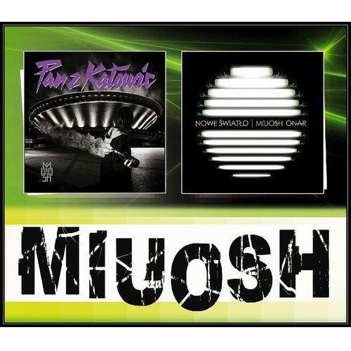 Pan z Katowic i nowe światło (CD) - Miuosh, Onar (5908279353856)
