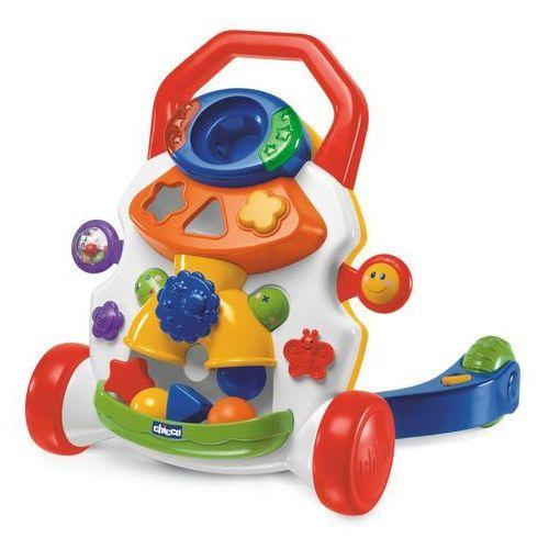 Zabawka CHICCO Grający pchacz