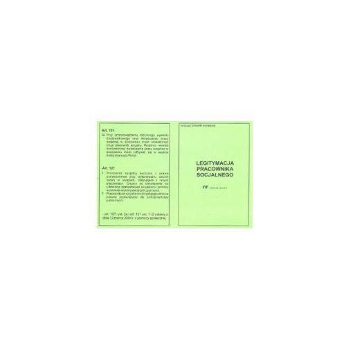 Legitymacja pracownika socjalnego [Pu/Os-221c], 47261