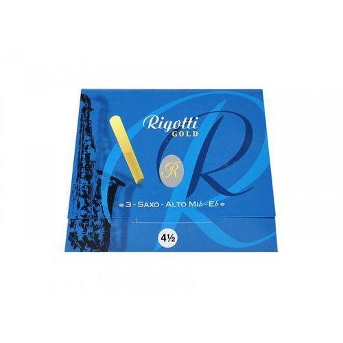Rigotti gold rga45/10 stroik 4.5 do saksofonu altowego