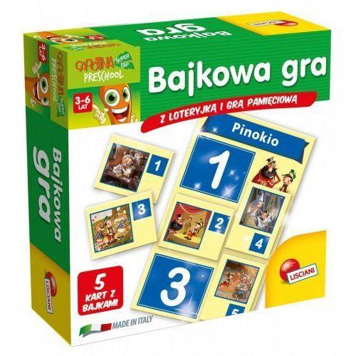 Liscianigiochi Karotka bajkowa gra - darmowa dostawa od 199 zł!!! (8008324054978)