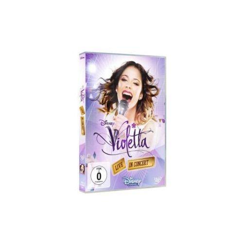 Violetta live in concert, 1 dvd marki Walt disney studios home entertainment