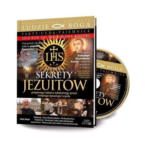 Ludzie boga. sekrety jezuitów dvd + książka marki Rafael