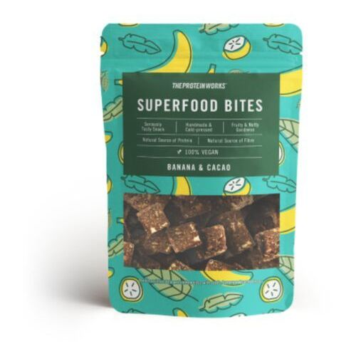 The protein works superfood bites 140 g (5060594775062)
