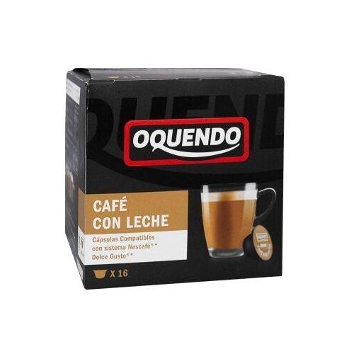 Oquendo Dolce Gusto Cafe Con Leche 16 kapsułek, 4069