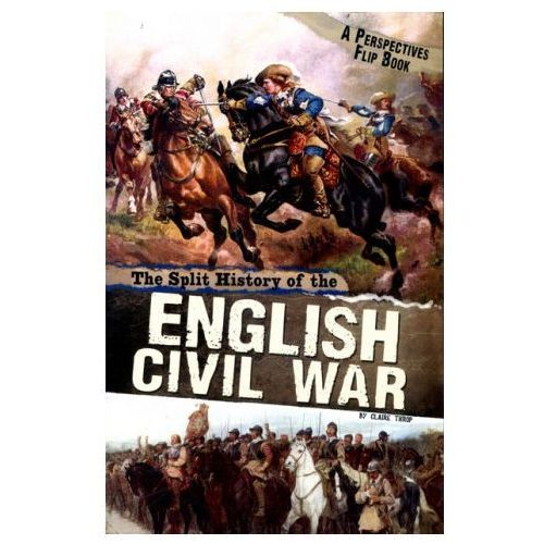 Split History of the English Civil War (9781474726757)