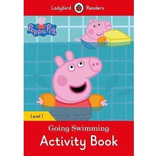 Peppa Pig Going Swimming Activity Book Ladybird Readers Level 1 - Catrin Morris, Catrin Morris