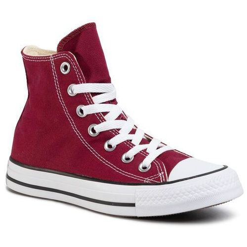 Trampki - all star hi maroon m9613 bordo, Converse, 35-46