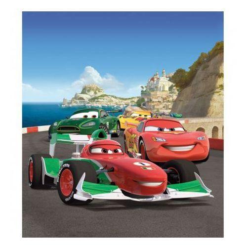 Auta i wyścigi - licencjonowana tapeta do pokoju dziecka - oferta [05e5d14e830f74d9]