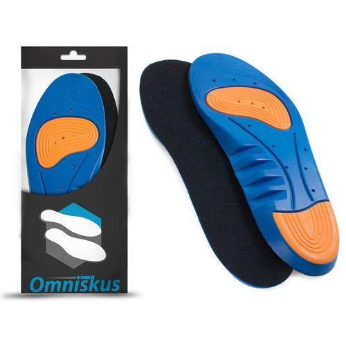 Lekkie piankowe wkładki do butów amortyzujące stopy - D034 (5903021525796)