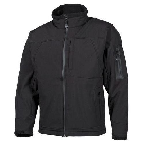 Max fuchs (mfh) Kurtka mfh fox-out soft shell flying 94% polyester 6% elastan (03431a) - black