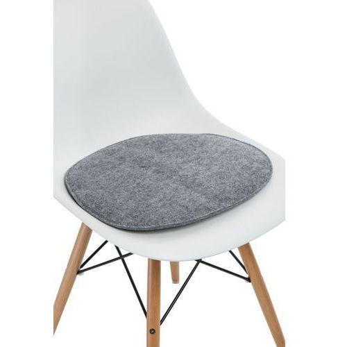 Poduszka na krzesło Side Chair szara j. - D2 Design - Zapytaj o rabat! (5902385705370)