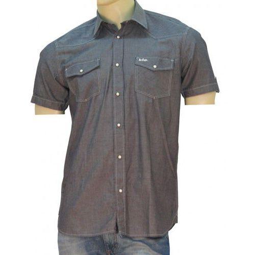 KOSZULA ODAN2 DRESS BLUE 3016 - sprawdź w Sklep Jeans Lee Cooper