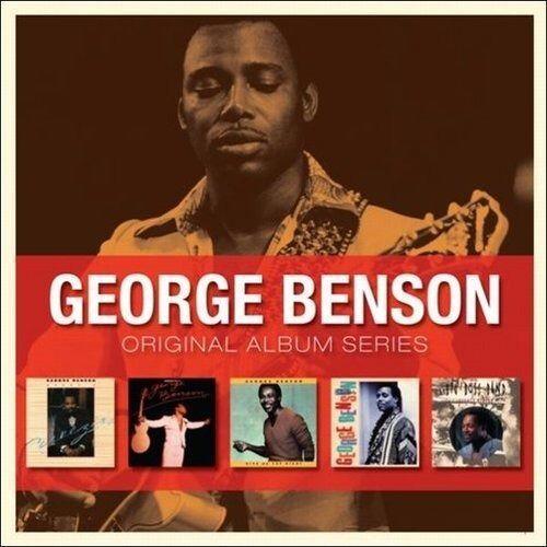 ORIGINAL ALBUM SERIES - George Benson (Płyta CD), 8122798365
